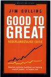 "Cover ""Good to Great"" Jim Collins"