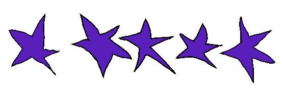 sterren-5-d-paars