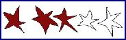 sterren-3-rood
