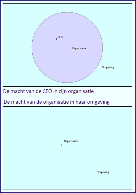 CEO-organisatie-omgeving
